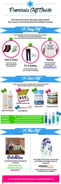 #Psoriasis Gift Guide