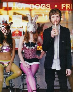 Beck was ranked #70 on VH1's 100 Sexiest Artists list- Beck makes me feel inspired!