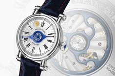 $17,000 Peter Speake-Marin Rum Watch Contain 1780 Harewood Rum