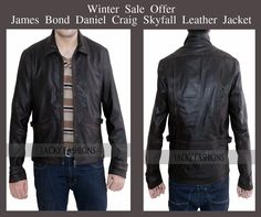 Winter Sale Offer James Bond Daniel Craig Skyfall Leather Jacket Just Only At $119 For Sale At Online Store Ebay.com !!!    #JamesBond #DanielCraig #Skyfall #LeatherJacket #movie #clothing #outfit #celebs #menswear #mensfashion #memes #cosplay #costume #geek #marvel #comic #leatherfashion #onlineshopping #onlineshop #fashion #fashionlover #costume #hollywood