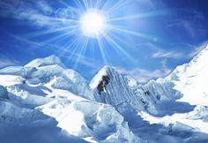 Meili Snow Mountain, Shangri-La, Yunnan, China.