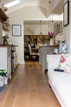 Image By Adam Crohill - A 3 Bed Victorian Terrace Redecoration And Extension Project In Hertfordshire Uk, Featuring Upcycled And Reclaimed Details.