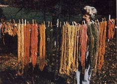 Into the Dye Pot - Natural Dying in the Ozarks