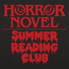 Horror Novel Reading Club