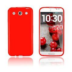 Standard (Rød) LG Optimus G Pro Cover