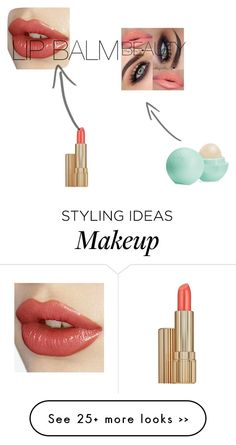 """LIP BALM BEAUTY"" by laniqua-mosley on Polyvore"