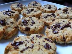 Paleo életmód: Fahéjas keksz Diabetic Recipes, Diet Recipes, Healthy Recipes, Healthy Meals, Good Food, Yummy Food, Health Eating, Healthy Cooking, Biscotti