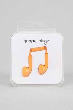 Happy Plugs Earbud Headphones-
