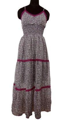 Ibaexports Chiffon Blend Summer Wear Casual Dress « Clothing Impulse