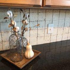 17 best painting tile backsplash images painting bathroom tiles rh pinterest com