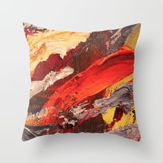Matsuri Throw Pillow