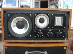 Transmision line speakers Leak 3090 TL
