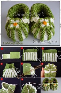 Baby Booties Knitting Pattern, Baby Sweater Patterns, Crochet Baby Boots, Baby Boy Knitting, Baby Shoes Pattern, Knit Baby Booties, Booties Crochet, Baby Girl Crochet, Crochet Baby Clothes