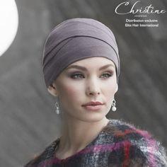 Bonnet Chimio Viva Calin Taupe -29,90€. Un bonnet coton douceur pour votre bien-être ! A découvrir sur notre #eshop
