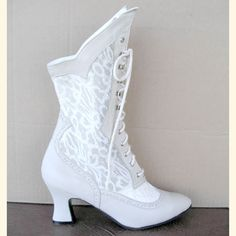 Art Victorian wedding boots wedding-ideas