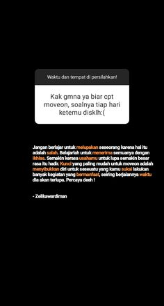 Discover recipes, home ideas, style inspiration and other ideas to try. Quotes Rindu, Text Quotes, Mood Quotes, Reminder Quotes, Self Reminder, Instagram Story Questions, Deep Talks, Quotes Galau, Phone Wallpaper Quotes
