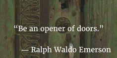 - 20 Heartfelt Quotes About Doors - EnkiVillage