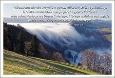 Ziarenka - wersety biblijne: Tytusa 3:5 Nature, Travel, Bible, Naturaleza, Viajes, Destinations, Traveling, Trips, Nature Illustration