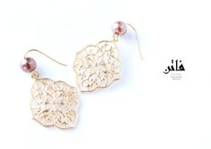 JEWELRY COLLECTION SS/2015   EARRING 1090 THB. / 30 USD   GOLD 18K   We Worldwide shipping   Only one piece  Only one design in the world   CONTACT ORDER  online sotre www.fa-tin.com  INBOX FACEBOOK  EMAIL ORDER : handicrafts.order@gmail.com   فاتن / FATIN FASHION AND JEWELRY BRAND