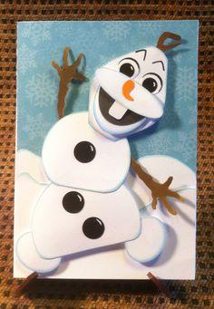 """Ju14-""""Olaf"""" Christmas"""
