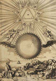 Athanasius Kircher. Arithmologia sive de Abditis Numerorum Mysteriis, 1665 / sol, sun, soleil, astro