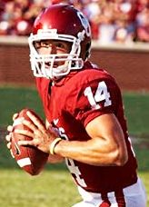 Sam Bradford - from Oklahoma City, Oklahoma - OU - Heisman Trophy winner - now plays for the St. Louis Rams