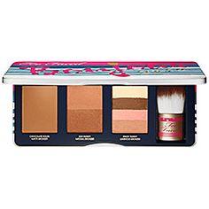 Sephora: Too Faced : Bonjour Soleil Limited Edition Summer Bronzing Wardrobe : makeup-palettes