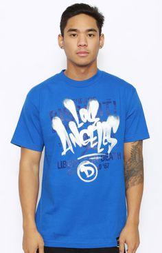 Dissizit!, Astro LA T-Shirt - Royal