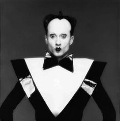 """My number 1 rule is to entertain people."" Klaus Sperber – better known as Klaus Nomi – was a German countertenor noted for his wide vocal range and an unusual, otherworldly stage persona."