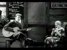 Jimmie Rodgers - Waiting for a Train - YouTube