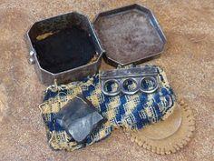 Flint And Steel, Black Powder Guns, Photo Supplies, Survival Tools, Tinder, Bushcraft, Blacksmithing, Native American, Fire