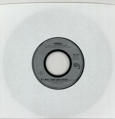 """For Sale -Prince If I Was Your Girlfriend - Juke Box UK  7"""" vinyl single (7 inch record)- See this and 250,000 other rare and vintage records & CDs at http://eil.com/"""