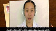 ♡♡♡ Chinese Language Learning ♡♡♡ (Mandarin / Putonghua)(05.27) by e-Putonghua.com 中华文化系列(九) 少林寺 Shǎolínsì http://www.e-Putonghua.com/
