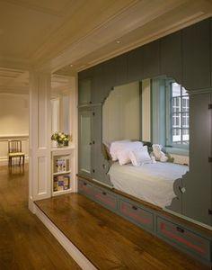 alcove bed ideas