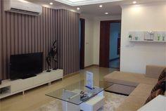 Gia đình cho thuê chung cư Green Park - 105m, tầng 10 - Căn hộ Cho thuê  Chị Vân 0909 320 572