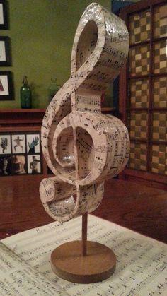 Notas musicales Más