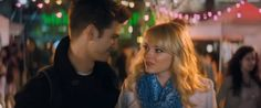 Andrew Garfield and Emma Stone on a date in the new The Amazing Spider-Man 2 trailer
