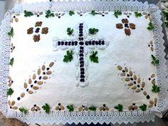 Κόλλυβα/wheat for memorials Greek Desserts, Greek Recipes, Greek Icons, When Someone Dies, Orthodox Easter, Greek Easter, Greek Cooking, I Love You Mom, To My Mother