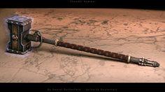 SM Thunder Hammer 1 by Avitus12 on DeviantArt