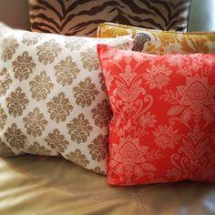DIY Pillows so easy & cheap!