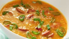 Cheeseburger Chowder, Thai Red Curry, Menu, Soup, Ethnic Recipes, Catalog, Menu Board Design, Soups, Menu Cards