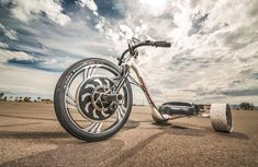 Verrado electric trike - Cool Toy for cool grownups. Check it out on jebiga.com