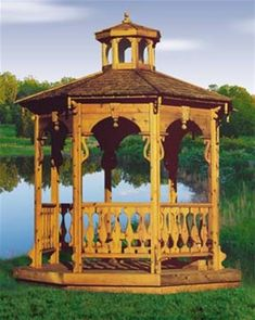 Garden Gazebo Woodworking Plan Just imagine you enjoying your coffee and catching up on some reading watching the sunrise. Wouldn't it be great to enjoy it while sitting outside in your very own gazeb