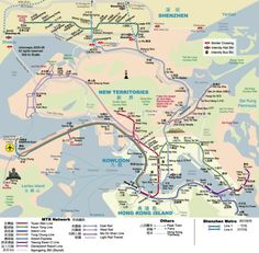 hong_kong_metro_map