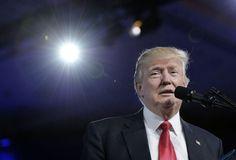 """Trump gegen westliche Asylpolitik und Weltregierung – """"Es wird keine globale Hymne, globale Währung, globale Flagge geben"""""""