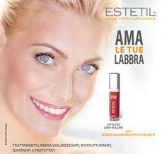 Ama le tue labbra! Approfitta della promozione Amicafarmacia e prova i lip gloss Estetil per un effetto brillantezza garantito! https://www.amicafarmacia.com/catalogsearch/result/?cat=0&q=estetil+lip+gloss