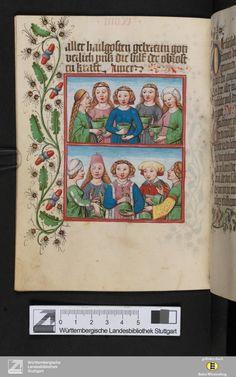 The wise and foolish virgins--Lade Bild... Sollte hier kein Bild erscheinen, wenden Sie sich bitte an: http://www.wlb-stuttgart.de/die-wlb/ansprechpartner/kontaktformular/