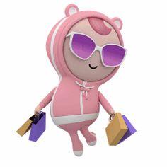 카카오톡 이모티콘/ 코코아루 : 네이버 블로그 Animated Movie Posters, Animated Gif, Birthday Wishes Gif, Love Doodles, Cute Love Gif, Gif Photo, Cute Cartoon Wallpapers, Gif Pictures, Girls Characters