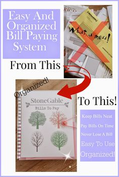 StoneGable: EASY AND ORGANIZED BILL PAYING SYSTEM