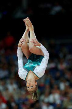 Carlotta Ferlito Photo - Olympics Day 6 - Gymnastics - Artistic
